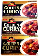 S&B Golden Curry Sauce Mix Extra Hot 7.8oz ( Pack of 3 ) - $24.99