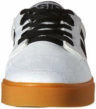 Osiris Mens White/Gum Canvas Lumin Lightweight Skateboarding Shoes Sneakers NIB image 4