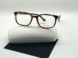Calvin Klein Ck 19514 240 Tortoise Eyeglasses Frames 54-19-140MM/CASE&CLOTH - $41.68