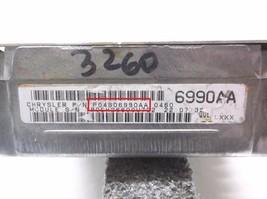 2001...01 Chrysler Concorde Engine Control MODULE/COMPUTER...ECU...ECM..PCM - $117.81