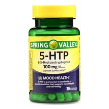 Spring Valley 5 Htp Capsules 100 Mg 30 CounT. - $17.81