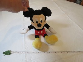 Walt Disney Just play Mickey mouse plush doll stuffed toy vintage pre owned - $19.79
