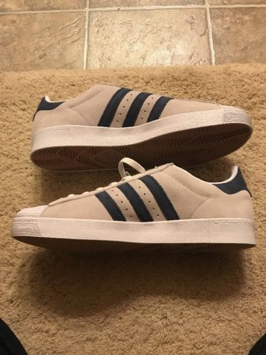 Adidas / Superstar Vulc ADV Crystal blanco / Adidas Navy y articulos similares cba08c