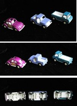Tootsie Toy Diecast Car Lot Vintage VW Bug Stingin' Bug + - $18.99
