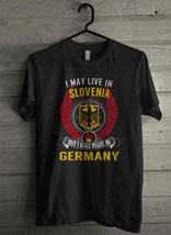 Slovenia Germany biyitwtvzn Men's T-Shirt - Custom (4133) - $19.12+