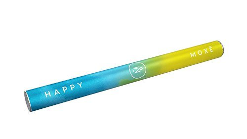 MOXĒ Happy | Essential Oil Pen | Aromatherapy Inhaler for Stress, Happiness, Joy