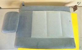 2005 '05 06 07 MERCURY MONTEGO REAR SEAT BACK HEAD REST DOVE GREY FORD -... - $64.35