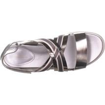 Cole Haan 2 Zerogrand Criss Cross Sandals 703, Argento, 10.5 US image 2