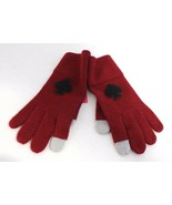 Kate Spade New York women's gloves burgundy one size - $22.66