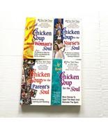 Chicken Soup for the Soul Books Lot Nurses Second Womans Parent Paperback - $9.89