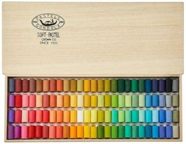 Gondola 07040100 Handmade Soft Pastels 100 Colors Set Worldwide - $145.26