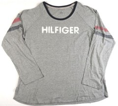 1X Tommy Hilfiger Women's Lounge Sleep Shirt Ladies Long Sleeve NEW #9