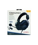 HyperX Cloud Alpha S Wired 7.1 Surround Sound Gaming Headset for PC / PS4 - $94.57