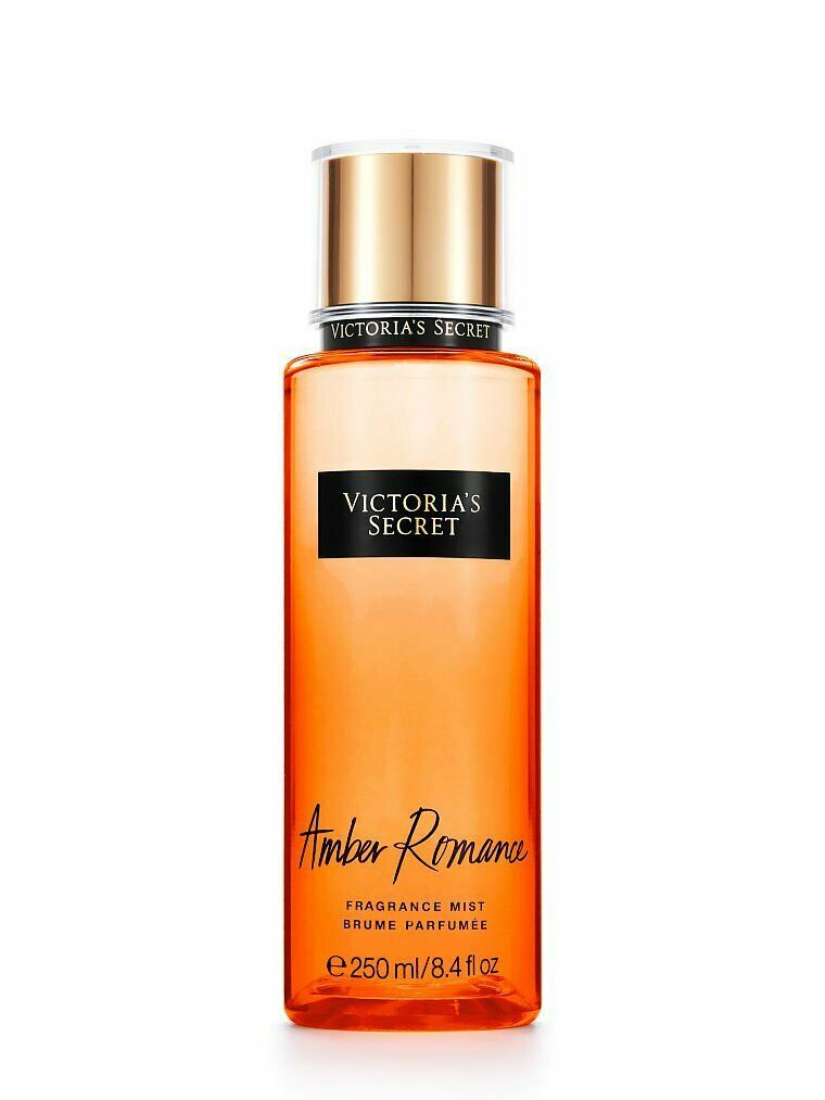 Victoria's Secret Fragrance Mist Amber Romance, 8.4 fl oz image 2