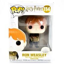 Funko Pop! Harry Potter Ron Weasley Sick Puking Slugs #114 Vinyl Action Figure image 1