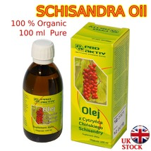 SCHISANDRA OIL 100ml Natural Unrefined Cold Pressed 100% Pure Cytryniec ... - $18.00