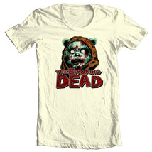 The Ewoking Dead T-shirt Walking Dead Star Wars parody 100% cotton funny tee image 2