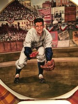 """Billy Martin: """"The Rescue Catch"""" Collector's Plate – Plate 8/12 - $93.50"""