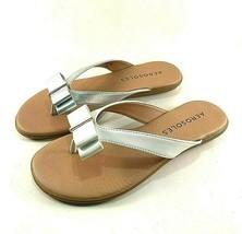 Aerosoles Castille Slip On Flat Thong Flip Flop Sandal Choose Sz/Color - $39.00
