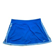 Nike Women' Challenge Court Skorts Women Size Large Blue Tennis Skirt At... - $27.33