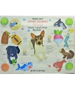 Traders Joes Advent Calendar For Dogs Salmon & Sweet Potato Treats  2020... - $13.84