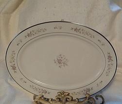 Lenox Bouquet Collection Porcelain Designed & Imported Exclusively Platter - $8.90