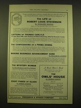 1924 Frederick A. Stokes Company Ad - Unquestionably better and more complete  - $14.99