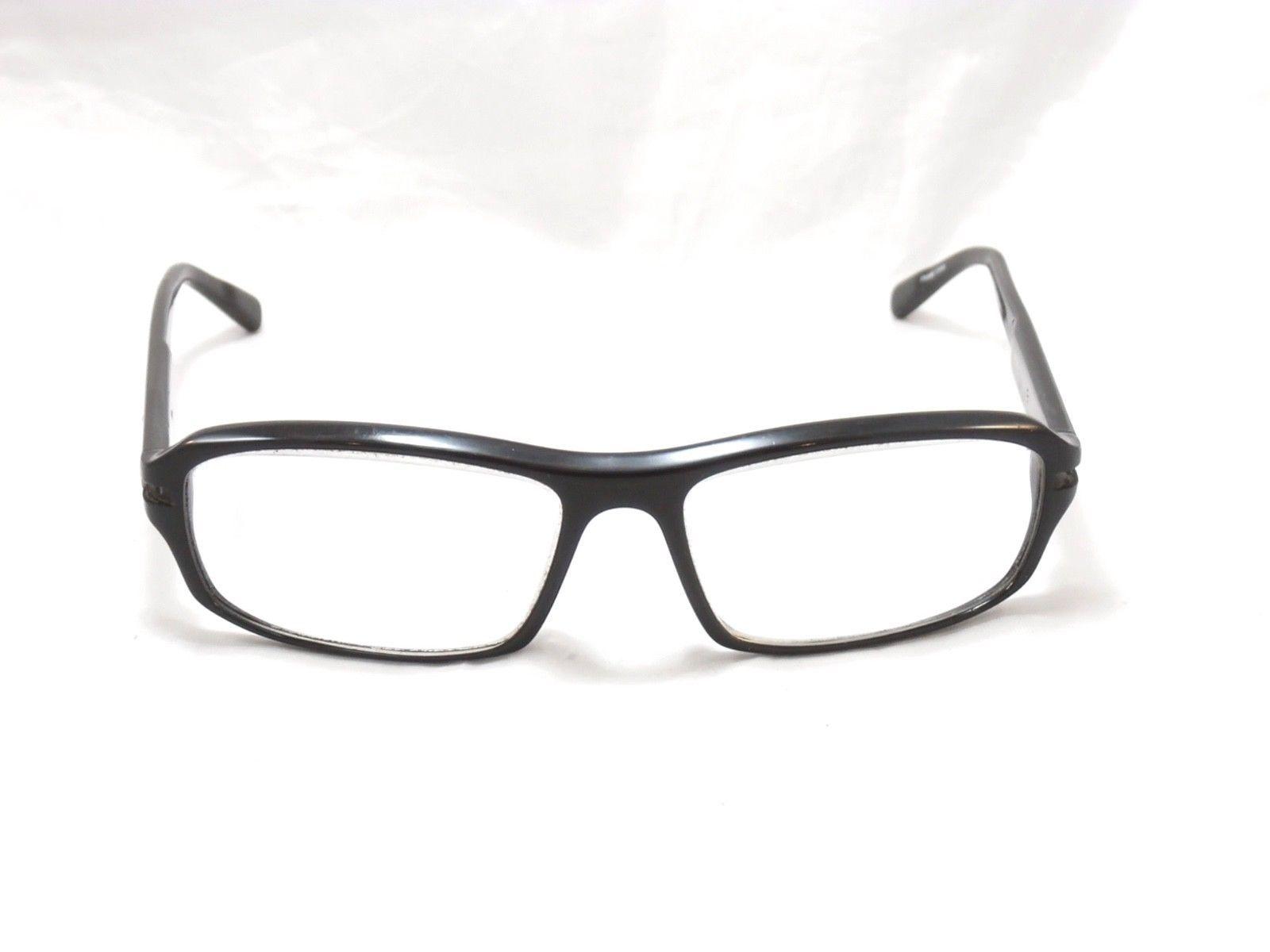 Michael Kors MK 274M Unisex Eyeglasses Frame. Rectangular, 001 Black 55mm #E65