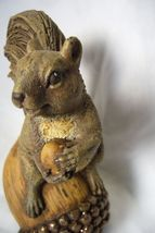 Bethany Lowe Cute Squirrel with Acorn image 4