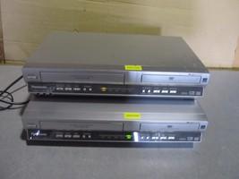 lot of 2 OEM panasonic video cassette recorder/DVD model - PV-D4745S  - $127.08