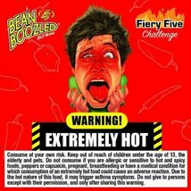 JELLY BELLY Bean Boozled FIERY FIVE Jelly Beans & Spinner Game Carolina Reaper image 3