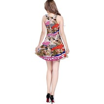 Iggy Azalea Music Collage Reversible Sleeveless Dress image 2