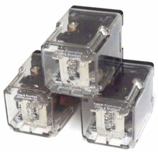 LOT OF 3 POTTER & BRUMFIELD KRPA-11AN-120 POWER RELAYS 120V 50/60HZ KRPA11AN120