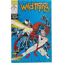 Nikki Doyle Wild Thing #2 May 1993 Marvel Comics Venom Carnage Spider-Man - $14.99