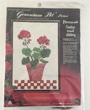 Vtg  PARAGONS NEEDLEPOINT Crafts LARGE PICTURE ... - $30.84