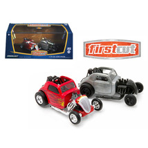 First Cut Topo Fuel Altered Hobby Only Exclusive 2 Cars Set 1/64 Diecast... - $29.45
