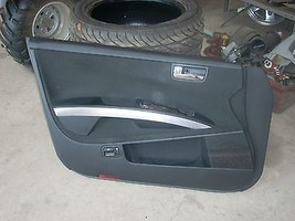 2007 NISSAN MAXIMA LEFT FRONT DOOR TRIM PANEL