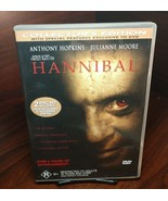 Hannibal (Two-Disc Special Edition) DVD REGION 4 (Australia) READ DESCRIPTION~ - $3.94