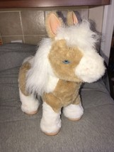 2011 Furreal Friends Baby Butterscotch Magic Show Pony Horse Interactive... - $44.55