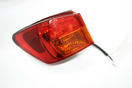 2006-2008 LEXUS IS250 IS350 REAR OUTER LEFT DRIVER TAIL LIGHT LAMP J6107 - $88.19