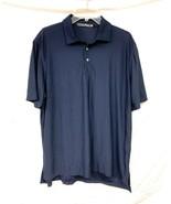 Men's Polo Ralph Lauren RLX Moisture Wicking Golf Shirt, Navy, Size L - $69.30