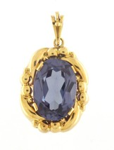 Women's 18kt Yellow Gold Pendant - $399.00