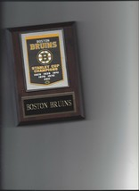 BOSTON BRUINS STANLEY CUP BANNER PLAQUE CHAMPIONS CHAMPS HOCKEY NHL - $3.95