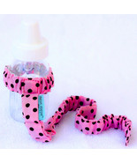 A Great Gift! A Dropper Stopper by Sister Chic-Pink & Brown Dot-Qty 1 - $11.57