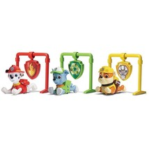 Paw Patrol Action Pack Pups 3pk Figure Set Marshall, Ryder, Chase - $32.49