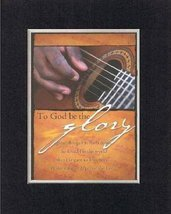 For General Inspiration - To God be the glory Great thing He hath done! So loved - $11.14