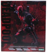 PVC Action Figures Superhero - 12cm (RED DEADPOOL) Marvel Toys BOX - $24.88