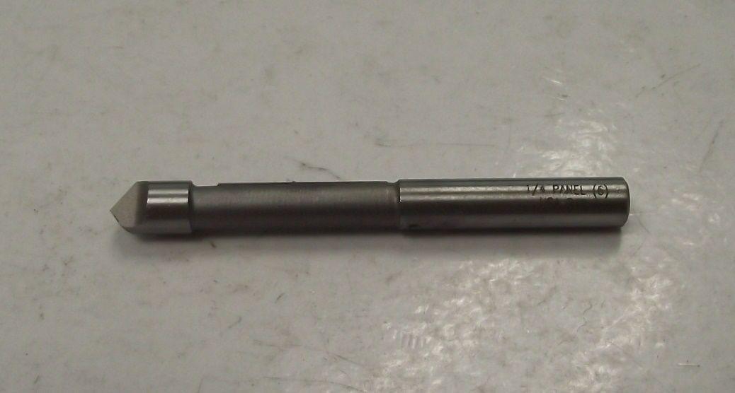 "Vermont American RB-44C 1/4"" Carbide Panel Pilot Router Bit 6mm Shank USA - $4.46"