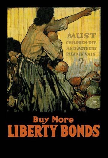 Must Children Die and Mothers Plead In Vain? by Walter H. Everett - Art Print - $19.99 - $179.99
