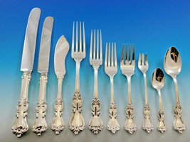 Marlborough by Reed & Barton Sterling Silver Flatware Set Service Dinner 88 pcs - $6,350.00